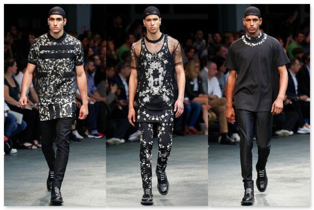 Givenchy Spring Summer 2015 Menswear