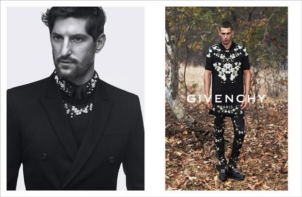 Givenchy Spring Summer 2015 Menswear tony