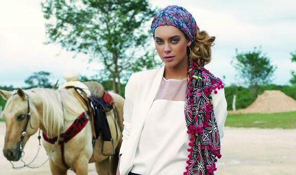 exotic fashion style