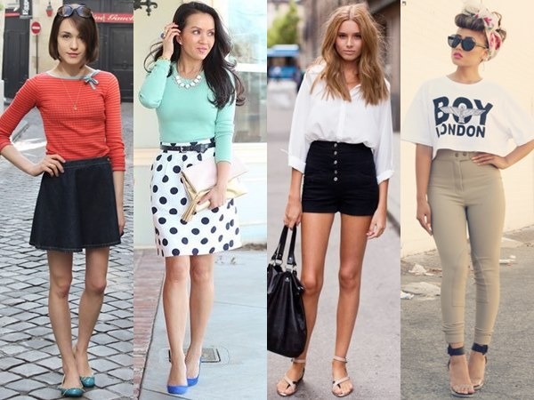 fashion tips for short girls