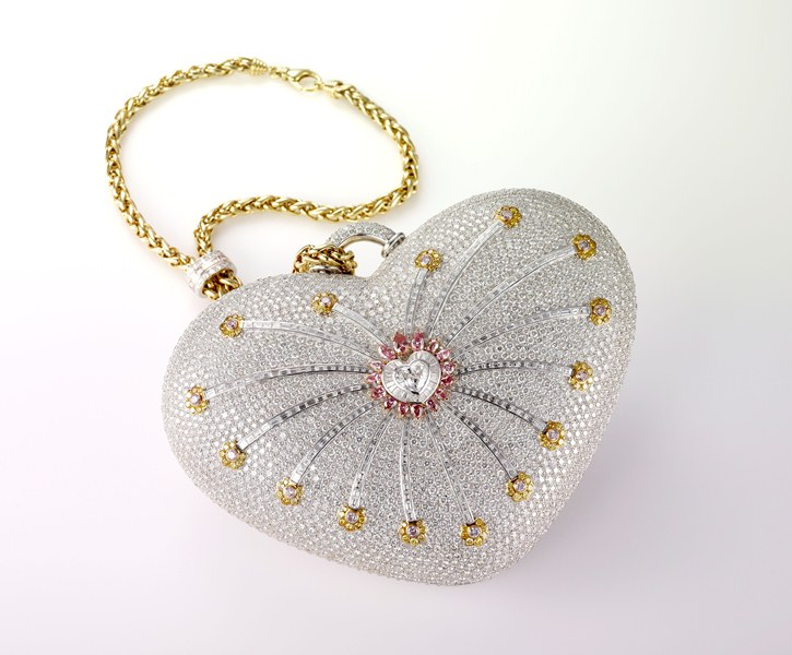 Mouawad's 1001 Nights Diamond Purse