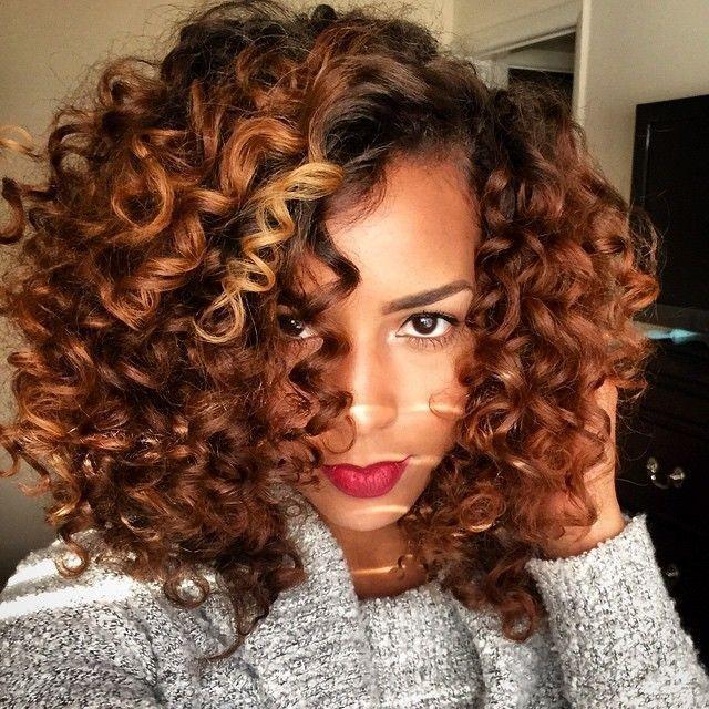 Natural Hair Hues