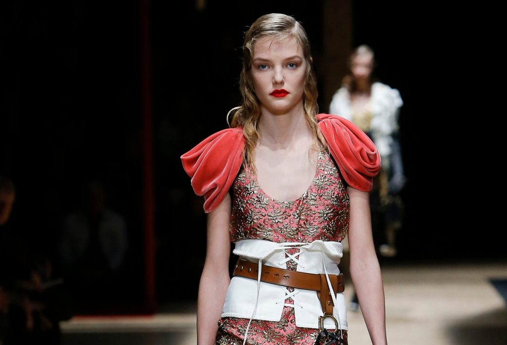 Prada Ready To Wear Fall 2016 Collection