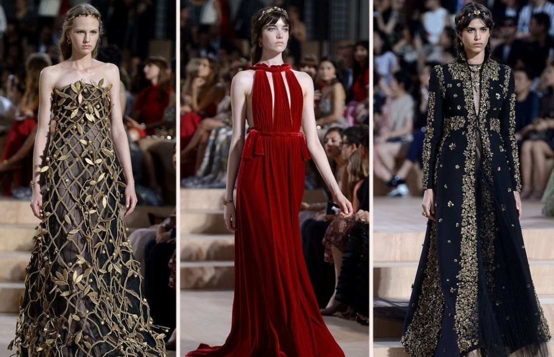 Valentino haute couture collection fall winter 2016 for A haute couture