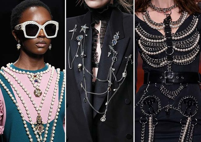 Body Chains - Fall Winter 2016-2017