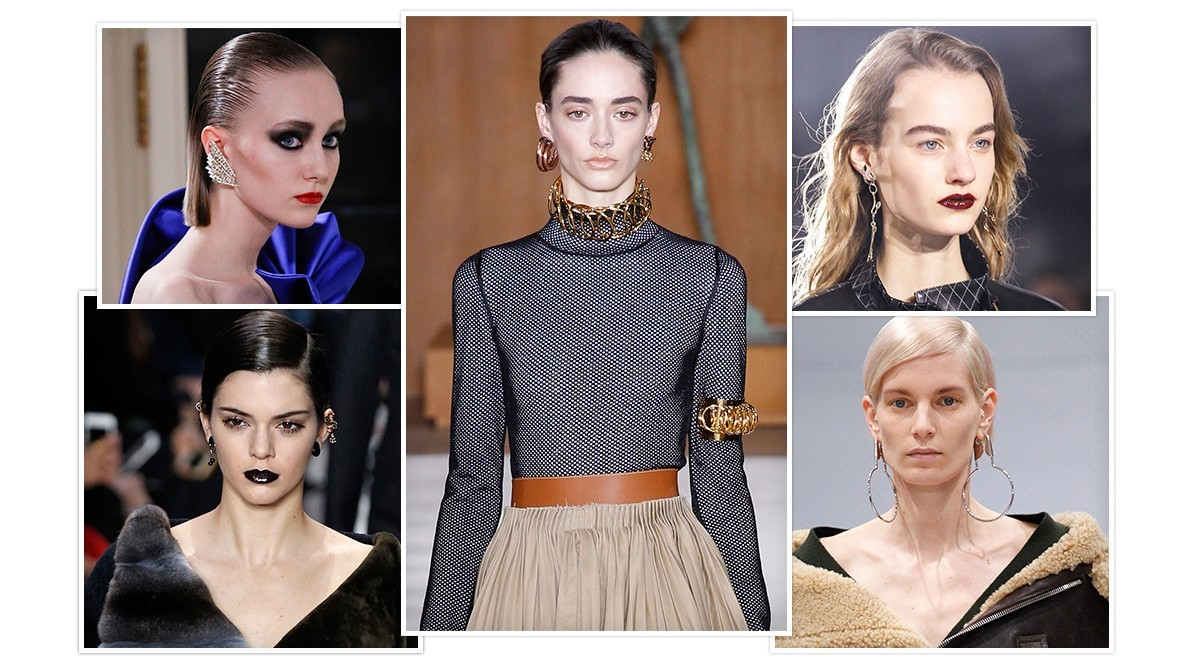 Fall Winter 2016-2017 Jewelry Trends