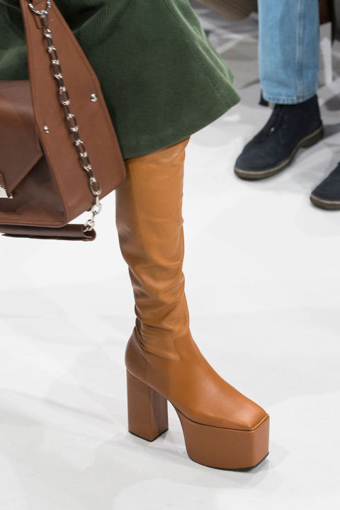 Over The Knee Boots - 2016-2017 fall-winter