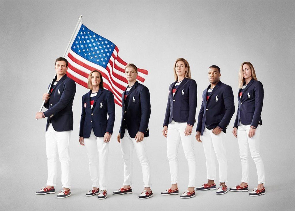 Team USA Outfits 2016 Olympics