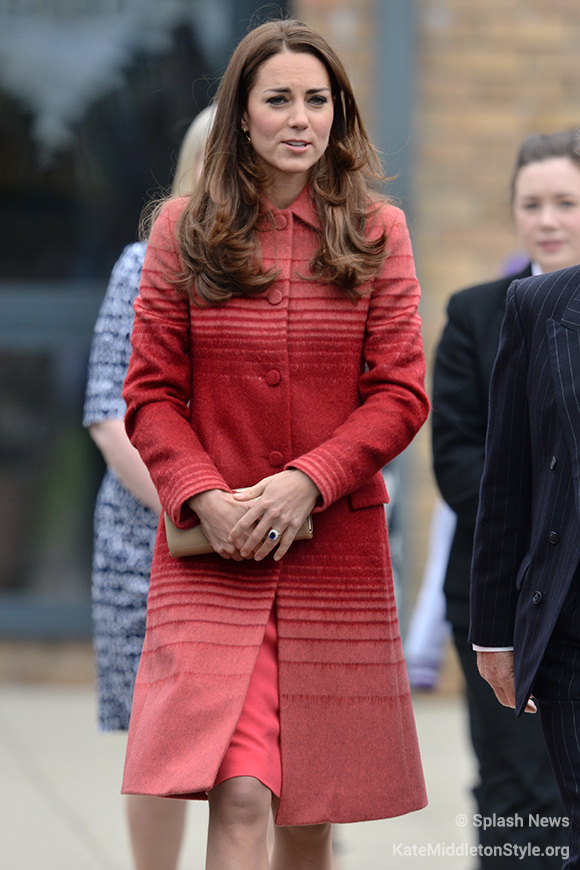 Copying Kate Middleton's Style On A Budget – Scotland Spring Outfit